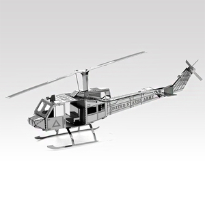 3D puzzle din metal - Elicopter