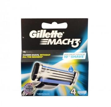 Gillette Mach3 4 NH