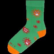 Ponožky - Korona - velikost 39-42