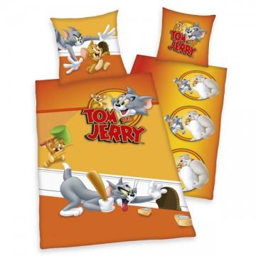 Povlečení Tom a Jerry 135/200, 80/80