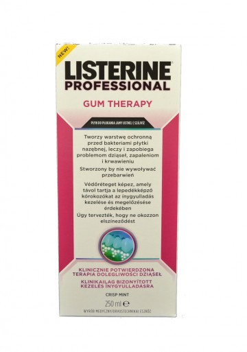 Listerine 250ml Professional Gum Therapy