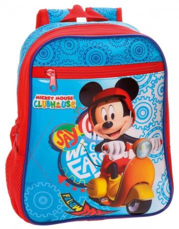 Junior batoh Mickey Vespa 28 cm