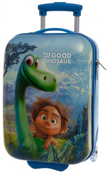 Joummabags Cestovní kufr ABS Dobrý Dinosaurus 43x30x20 cm, 26 l
