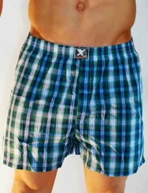 Pánské trenýrky Xtremen Outdoor Shorts Boxer TV 12, Velikost oblečení XL