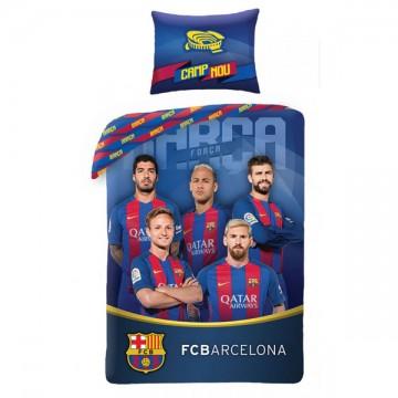 Povlečení Barcelona Team 140/200, 70/90