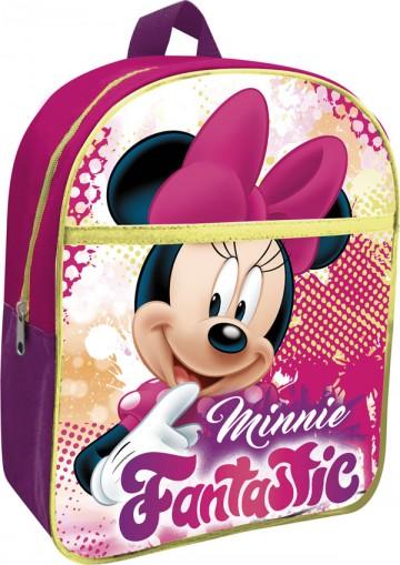 Dětský batoh s kapsou Minnie Fantastic 30 cm