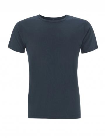 Pánské bambusové tričko, klasický střih - Denim, 1 ks - velikost L