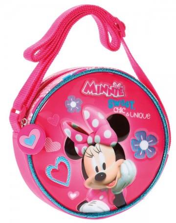 Kulatá kabelka Minnie Sweet