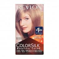Barva bez amoniaku Colorsilk Revlon - Tmavá blond, Nº 61