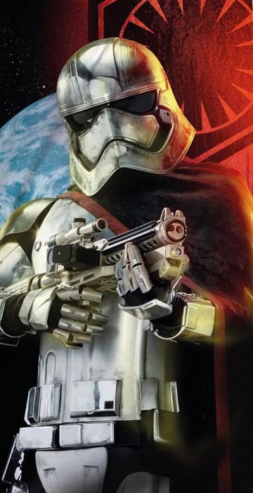 Osuška Star Wars VII Kapitán Phasma 70/140