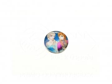 Ozdobný patent na náramek - Frozen 2