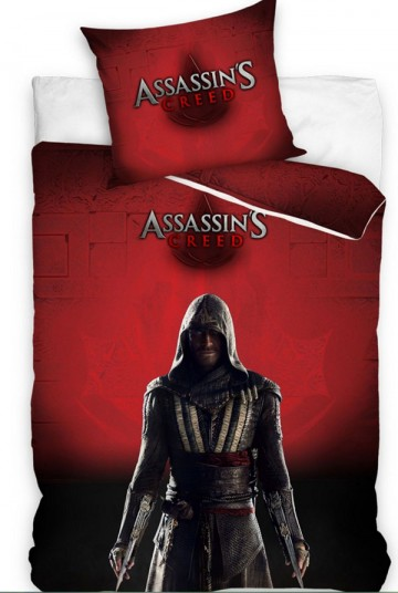 Ágyneműhuzat Assassin´s Creed 140/200, 70/80