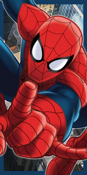 Osuška Spiderman 70/140