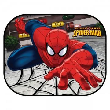 Sluneční clona boční Spiderman 2 ks