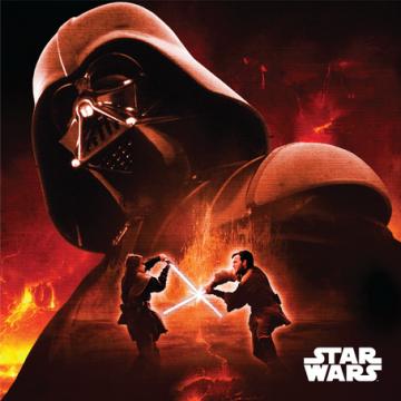 Polštářek Star Wars Darth Vader 40x40
