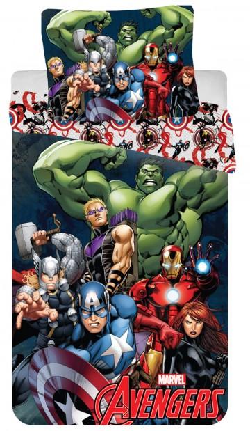 Povlečení Avengers 2016 140/200 cm