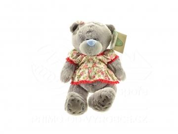 Medvídek Me To You - Žlutočervený 15cm