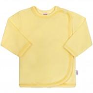 Csecsemő ingecske New Baby sárga
