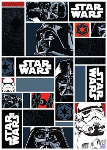 Dětský koberec Star Wars Icons 95/133