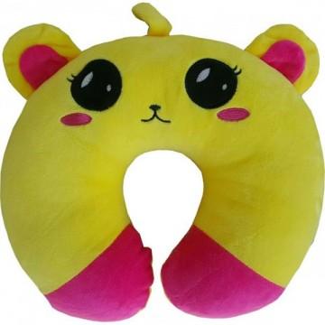 Cestovní polštářek Pokemon žlutý