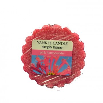 Yankee Candle 22g Tarts Pink Honeysuckle