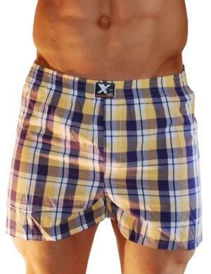 Pánské trenýrky Xtremen Outdoor Shorts Boxer TV 05, Velikost oblečení XL