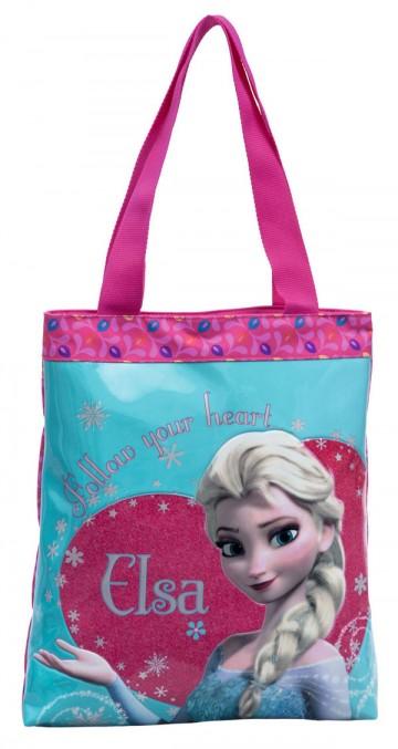 Nákupní taška Ledové Království Elsa 38 cm