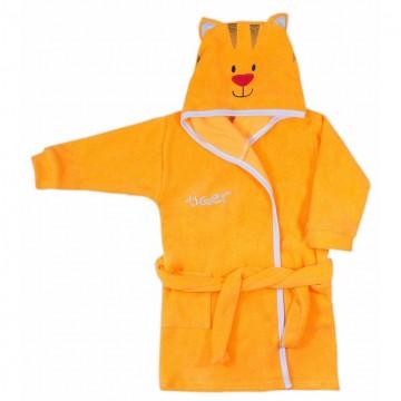 Dětský župan Koala Freak oranžový
