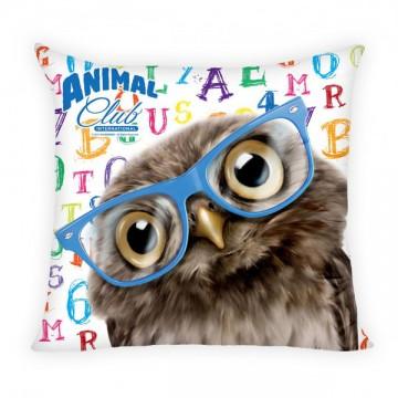 Povlak na polštářek Animal Club Sova