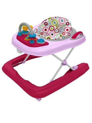 <p>Detské chodítko Baby Mix 2v1 pink</p>