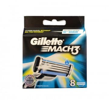 Gillette Mach3 8 NH UK