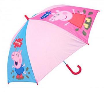 Vystřelovací deštník Peppa Pig a Tomík
