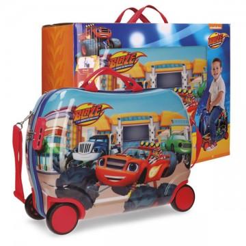 Dětský kufřík na kolečkách Blaze City MAXI