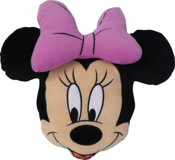 Polštářek 3D Minnie 40 cm