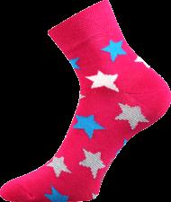 Ponožky Hvězdy - 1 pár, velikost 39-42