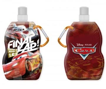 Láhev na pití s karabinou Cars Final 330 ml