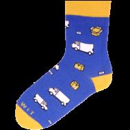 Ponožky - Doručovatel - velikost 43-46