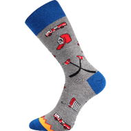 Ponožky - Hasiči - velikost 39-42