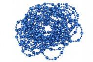 Vánoční řetěz (5m) - Modrý
