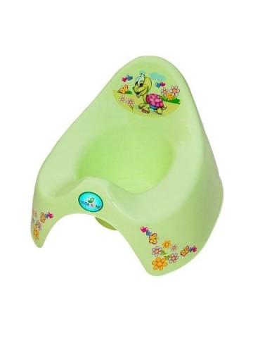 Dětský nočník želvička zelená