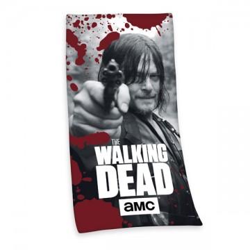 Osuška Walking Dead 75/150 cm