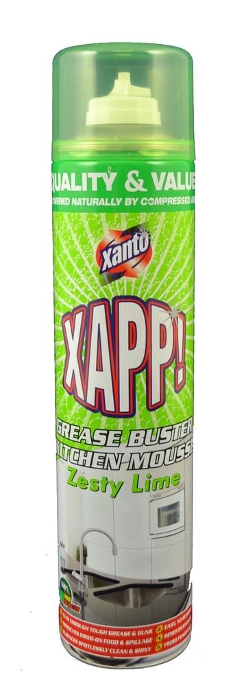 Xanto Power Activ - čistící pěna na kuchyně, 660ml
