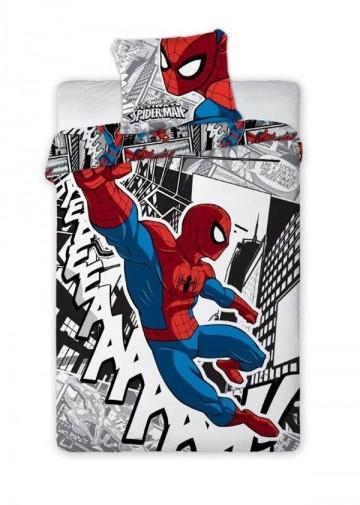 Povlečení Spiderman komix 140/200