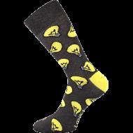 Ponožky - Žárovky - velikost 43-46