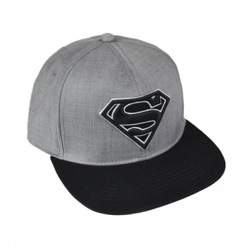 Kšiltovka Superman black vel. 58