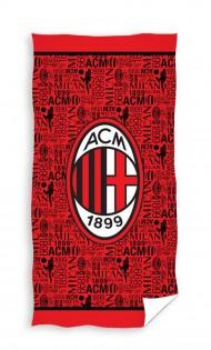 Fürdőlepedő AC Milán 70/140