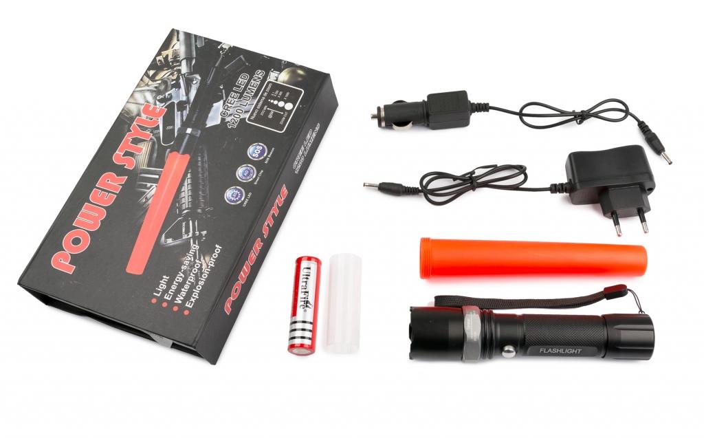 LED lámpa TL-313 (model E)