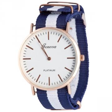 Geneva blue-white