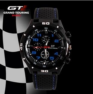 GT Grand Touring Sport modré