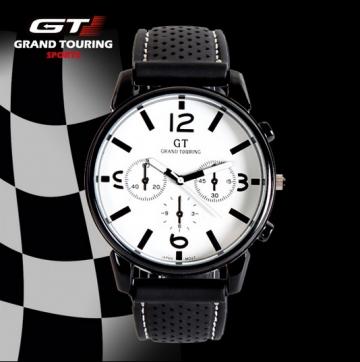 Hodinky GT Grand Touring černé čísla